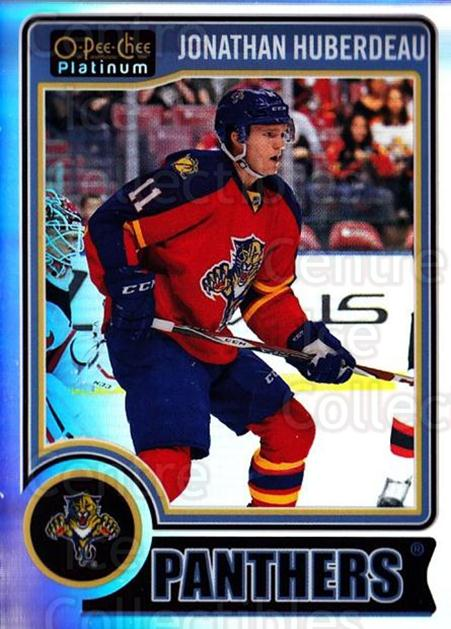 2014-15 O-Pee-Chee Platinum Rainbow #32 Jonathan Huberdeau<br/>2 In Stock - $3.00 each - <a href=https://centericecollectibles.foxycart.com/cart?name=2014-15%20O-Pee-Chee%20Platinum%20Rainbow%20%2332%20Jonathan%20Huberd...&quantity_max=2&price=$3.00&code=712647 class=foxycart> Buy it now! </a>