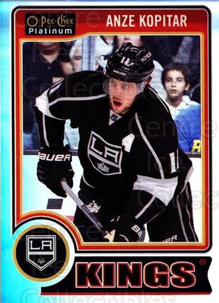 2014-15 O-Pee-Chee Platinum Rainbow #48 Anze Kopitar<br/>2 In Stock - $3.00 each - <a href=https://centericecollectibles.foxycart.com/cart?name=2014-15%20O-Pee-Chee%20Platinum%20Rainbow%20%2348%20Anze%20Kopitar...&quantity_max=2&price=$3.00&code=712663 class=foxycart> Buy it now! </a>