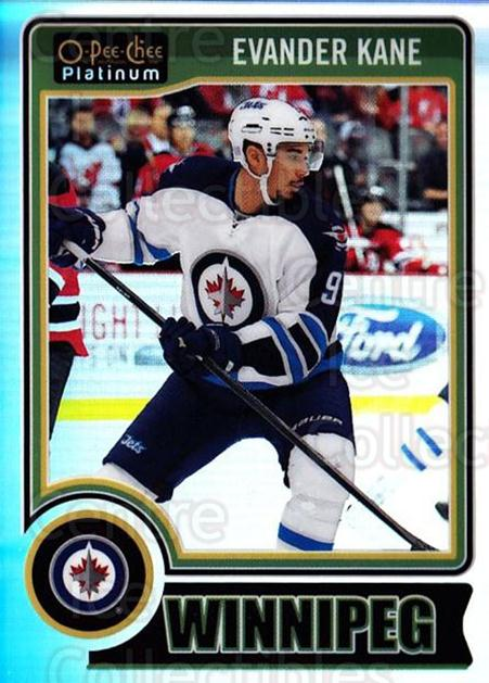 2014-15 O-Pee-Chee Platinum Rainbow #50 Evander Kane<br/>1 In Stock - $3.00 each - <a href=https://centericecollectibles.foxycart.com/cart?name=2014-15%20O-Pee-Chee%20Platinum%20Rainbow%20%2350%20Evander%20Kane...&quantity_max=1&price=$3.00&code=712665 class=foxycart> Buy it now! </a>