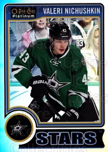 2014-15 O-Pee-Chee Platinum Rainbow #51 Valeri Nichushkin<br/>2 In Stock - $3.00 each - <a href=https://centericecollectibles.foxycart.com/cart?name=2014-15%20O-Pee-Chee%20Platinum%20Rainbow%20%2351%20Valeri%20Nichushk...&quantity_max=2&price=$3.00&code=712666 class=foxycart> Buy it now! </a>