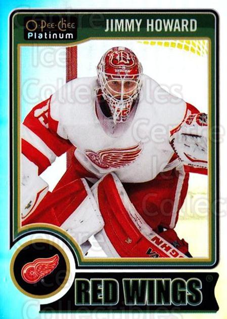 2014-15 O-Pee-Chee Platinum Rainbow #57 Jim Howard<br/>2 In Stock - $3.00 each - <a href=https://centericecollectibles.foxycart.com/cart?name=2014-15%20O-Pee-Chee%20Platinum%20Rainbow%20%2357%20Jim%20Howard...&quantity_max=2&price=$3.00&code=712672 class=foxycart> Buy it now! </a>