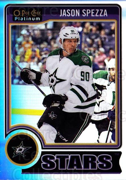 2014-15 O-Pee-Chee Platinum Rainbow #60 Jason Spezza<br/>2 In Stock - $3.00 each - <a href=https://centericecollectibles.foxycart.com/cart?name=2014-15%20O-Pee-Chee%20Platinum%20Rainbow%20%2360%20Jason%20Spezza...&quantity_max=2&price=$3.00&code=712675 class=foxycart> Buy it now! </a>