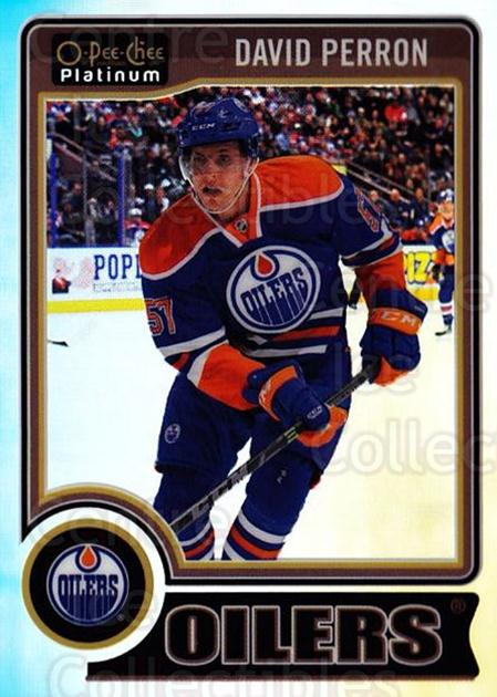 2014-15 O-Pee-Chee Platinum Rainbow #79 David Perron<br/>2 In Stock - $3.00 each - <a href=https://centericecollectibles.foxycart.com/cart?name=2014-15%20O-Pee-Chee%20Platinum%20Rainbow%20%2379%20David%20Perron...&quantity_max=2&price=$3.00&code=712694 class=foxycart> Buy it now! </a>