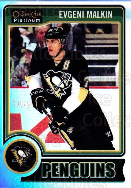 2014-15 O-Pee-Chee Platinum Rainbow #102 Evgeni Malkin<br/>2 In Stock - $5.00 each - <a href=https://centericecollectibles.foxycart.com/cart?name=2014-15%20O-Pee-Chee%20Platinum%20Rainbow%20%23102%20Evgeni%20Malkin...&quantity_max=2&price=$5.00&code=712717 class=foxycart> Buy it now! </a>