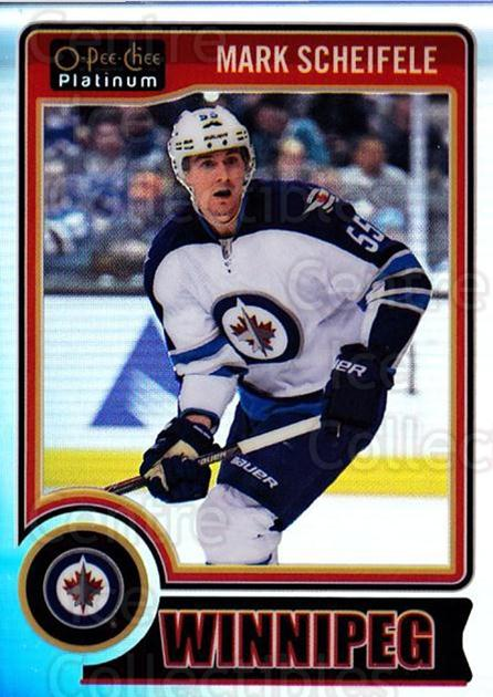 2014-15 O-Pee-Chee Platinum Rainbow #108 Mark Scheifele<br/>1 In Stock - $3.00 each - <a href=https://centericecollectibles.foxycart.com/cart?name=2014-15%20O-Pee-Chee%20Platinum%20Rainbow%20%23108%20Mark%20Scheifele...&quantity_max=1&price=$3.00&code=712723 class=foxycart> Buy it now! </a>