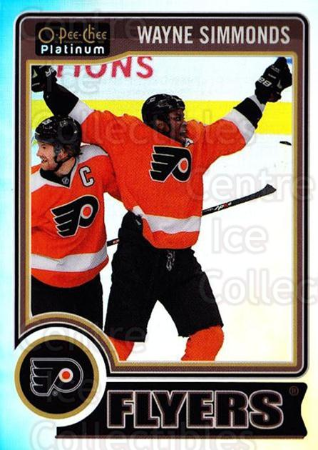 2014-15 O-Pee-Chee Platinum Rainbow #139 Wayne Simmonds<br/>2 In Stock - $3.00 each - <a href=https://centericecollectibles.foxycart.com/cart?name=2014-15%20O-Pee-Chee%20Platinum%20Rainbow%20%23139%20Wayne%20Simmonds...&quantity_max=2&price=$3.00&code=712754 class=foxycart> Buy it now! </a>