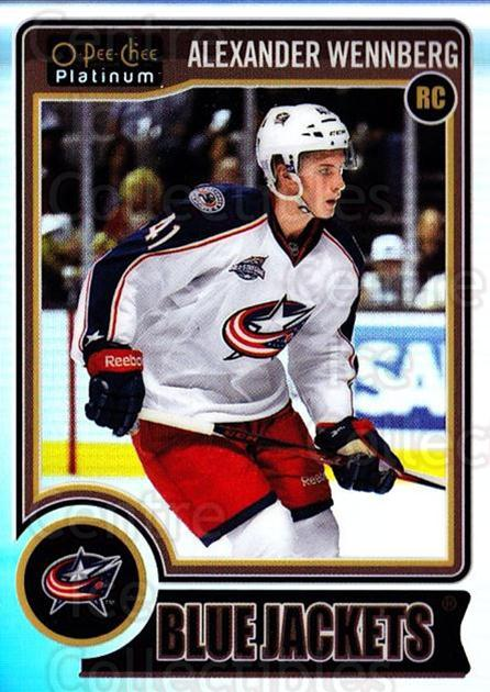 2014-15 O-Pee-Chee Platinum Rainbow #188 Alexander Wennberg<br/>2 In Stock - $5.00 each - <a href=https://centericecollectibles.foxycart.com/cart?name=2014-15%20O-Pee-Chee%20Platinum%20Rainbow%20%23188%20Alexander%20Wennb...&quantity_max=2&price=$5.00&code=712803 class=foxycart> Buy it now! </a>