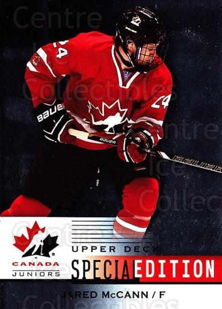 2014-15 Upper Deck Team Canada Special Edition #21 Jared McCann<br/>1 In Stock - $3.00 each - <a href=https://centericecollectibles.foxycart.com/cart?name=2014-15%20Upper%20Deck%20Team%20Canada%20Special%20Edition%20%2321%20Jared%20McCann...&quantity_max=1&price=$3.00&code=712885 class=foxycart> Buy it now! </a>
