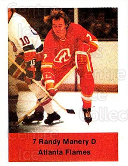 1974-75 NHL Action Stamps #9 Randy Manery<br/>1 In Stock - $3.00 each - <a href=https://centericecollectibles.foxycart.com/cart?name=1974-75%20NHL%20Action%20Stamps%20%239%20Randy%20Manery...&quantity_max=1&price=$3.00&code=713344 class=foxycart> Buy it now! </a>