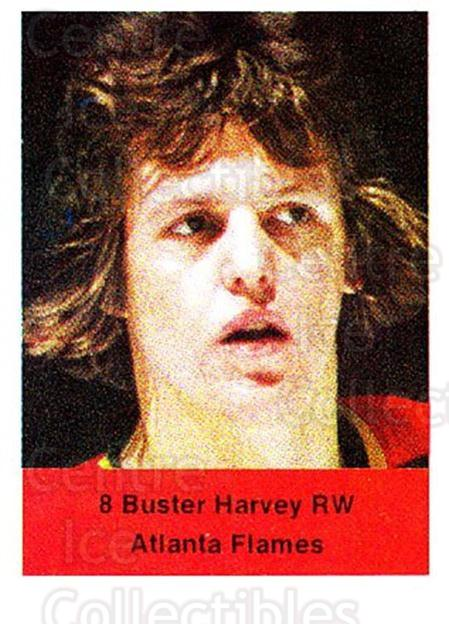1974-75 NHL Action Stamps #11 Buster Harvey<br/>1 In Stock - $3.00 each - <a href=https://centericecollectibles.foxycart.com/cart?name=1974-75%20NHL%20Action%20Stamps%20%2311%20Buster%20Harvey...&quantity_max=1&price=$3.00&code=713346 class=foxycart> Buy it now! </a>