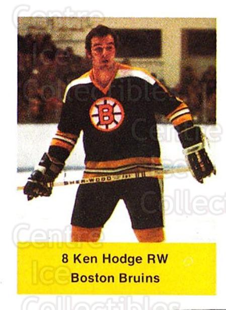 1974-75 NHL Action Stamps #28 Ken Hodge<br/>1 In Stock - $3.00 each - <a href=https://centericecollectibles.foxycart.com/cart?name=1974-75%20NHL%20Action%20Stamps%20%2328%20Ken%20Hodge...&quantity_max=1&price=$3.00&code=713363 class=foxycart> Buy it now! </a>