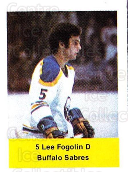 1974-75 NHL Action Stamps #42 Lee Fogolin<br/>1 In Stock - $3.00 each - <a href=https://centericecollectibles.foxycart.com/cart?name=1974-75%20NHL%20Action%20Stamps%20%2342%20Lee%20Fogolin...&quantity_max=1&price=$3.00&code=713377 class=foxycart> Buy it now! </a>