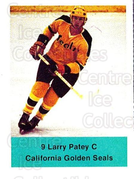 1974-75 NHL Action Stamps #64 Larry Patey<br/>1 In Stock - $3.00 each - <a href=https://centericecollectibles.foxycart.com/cart?name=1974-75%20NHL%20Action%20Stamps%20%2364%20Larry%20Patey...&quantity_max=1&price=$3.00&code=713399 class=foxycart> Buy it now! </a>