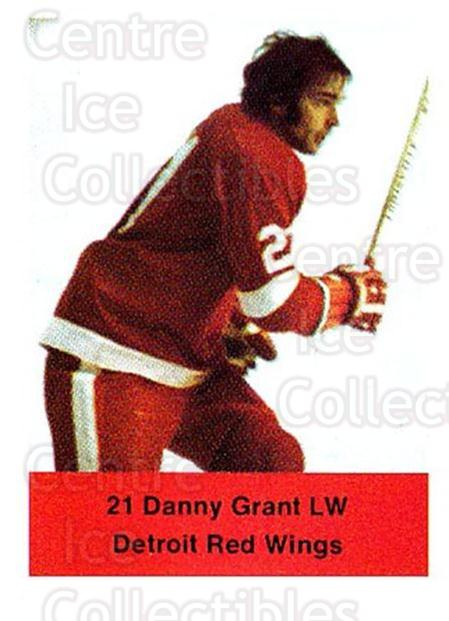 1974-75 NHL Action Stamps #98 Danny Grant<br/>1 In Stock - $3.00 each - <a href=https://centericecollectibles.foxycart.com/cart?name=1974-75%20NHL%20Action%20Stamps%20%2398%20Danny%20Grant...&quantity_max=1&price=$3.00&code=713433 class=foxycart> Buy it now! </a>