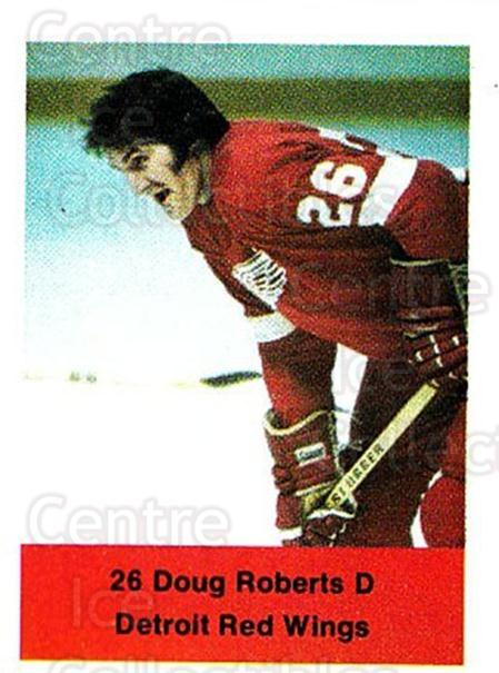 1974-75 NHL Action Stamps #103 Doug Roberts<br/>1 In Stock - $3.00 each - <a href=https://centericecollectibles.foxycart.com/cart?name=1974-75%20NHL%20Action%20Stamps%20%23103%20Doug%20Roberts...&quantity_max=1&price=$3.00&code=713438 class=foxycart> Buy it now! </a>