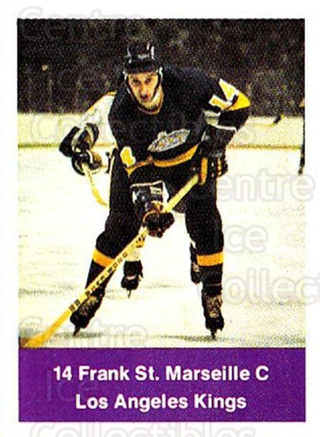 1974-75 NHL Action Stamps #110 Frank St. Marseille<br/>1 In Stock - $3.00 each - <a href=https://centericecollectibles.foxycart.com/cart?name=1974-75%20NHL%20Action%20Stamps%20%23110%20Frank%20St.%20Marse...&quantity_max=1&price=$3.00&code=713445 class=foxycart> Buy it now! </a>