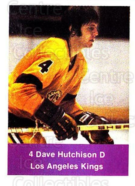 1974-75 NHL Action Stamps #117 Dave Hutchinson<br/>1 In Stock - $3.00 each - <a href=https://centericecollectibles.foxycart.com/cart?name=1974-75%20NHL%20Action%20Stamps%20%23117%20Dave%20Hutchinson...&quantity_max=1&price=$3.00&code=713452 class=foxycart> Buy it now! </a>