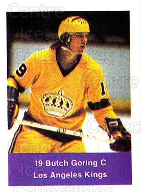 1974-75 NHL Action Stamps #119 Butch Goring<br/>1 In Stock - $3.00 each - <a href=https://centericecollectibles.foxycart.com/cart?name=1974-75%20NHL%20Action%20Stamps%20%23119%20Butch%20Goring...&quantity_max=1&price=$3.00&code=713454 class=foxycart> Buy it now! </a>