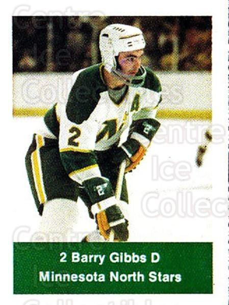 1974-75 NHL Action Stamps #137 Barry Gibbs<br/>1 In Stock - $3.00 each - <a href=https://centericecollectibles.foxycart.com/cart?name=1974-75%20NHL%20Action%20Stamps%20%23137%20Barry%20Gibbs...&quantity_max=1&price=$3.00&code=713472 class=foxycart> Buy it now! </a>