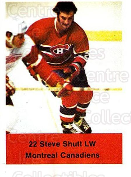 1974-75 NHL Action Stamps #151 Steve Shutt<br/>1 In Stock - $3.00 each - <a href=https://centericecollectibles.foxycart.com/cart?name=1974-75%20NHL%20Action%20Stamps%20%23151%20Steve%20Shutt...&quantity_max=1&price=$3.00&code=713486 class=foxycart> Buy it now! </a>