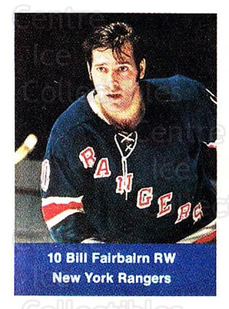1974-75 NHL Action Stamps #184 Bill Fairbairn<br/>1 In Stock - $3.00 each - <a href=https://centericecollectibles.foxycart.com/cart?name=1974-75%20NHL%20Action%20Stamps%20%23184%20Bill%20Fairbairn...&quantity_max=1&price=$3.00&code=713519 class=foxycart> Buy it now! </a>