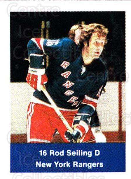1974-75 NHL Action Stamps #190 Rod Seiling<br/>1 In Stock - $3.00 each - <a href=https://centericecollectibles.foxycart.com/cart?name=1974-75%20NHL%20Action%20Stamps%20%23190%20Rod%20Seiling...&quantity_max=1&price=$3.00&code=713525 class=foxycart> Buy it now! </a>