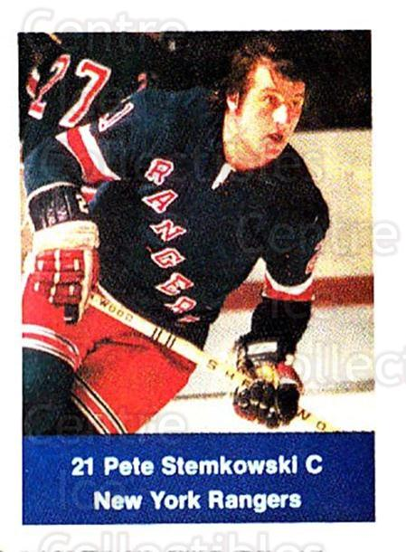 1974-75 NHL Action Stamps #193 Pete Stemkowski<br/>1 In Stock - $3.00 each - <a href=https://centericecollectibles.foxycart.com/cart?name=1974-75%20NHL%20Action%20Stamps%20%23193%20Pete%20Stemkowski...&quantity_max=1&price=$3.00&code=713528 class=foxycart> Buy it now! </a>