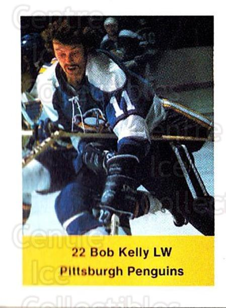 1974-75 NHL Action Stamps #223 Bob Kelly<br/>1 In Stock - $3.00 each - <a href=https://centericecollectibles.foxycart.com/cart?name=1974-75%20NHL%20Action%20Stamps%20%23223%20Bob%20Kelly...&quantity_max=1&price=$3.00&code=713558 class=foxycart> Buy it now! </a>