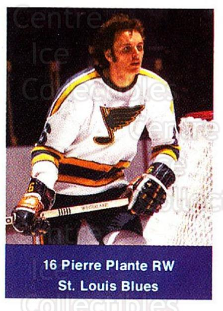 1974-75 NHL Action Stamps #240 Pierre Plante<br/>1 In Stock - $3.00 each - <a href=https://centericecollectibles.foxycart.com/cart?name=1974-75%20NHL%20Action%20Stamps%20%23240%20Pierre%20Plante...&quantity_max=1&price=$3.00&code=713575 class=foxycart> Buy it now! </a>