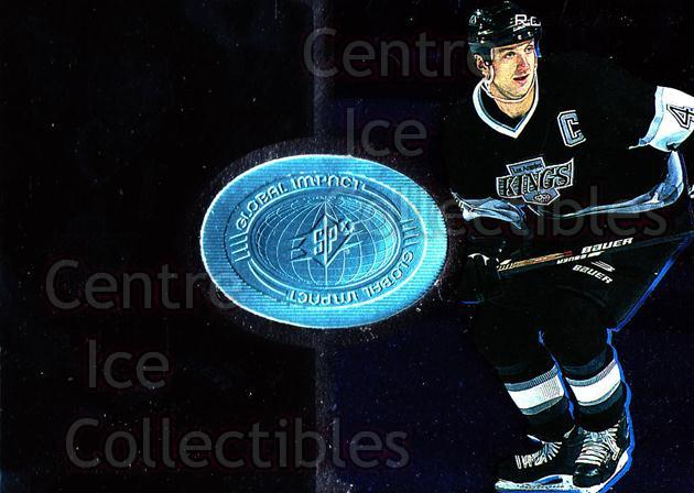 1998-99 SPx Finite #108 Rob Blake<br/>15 In Stock - $2.00 each - <a href=https://centericecollectibles.foxycart.com/cart?name=1998-99%20SPx%20Finite%20%23108%20Rob%20Blake...&quantity_max=15&price=$2.00&code=71357 class=foxycart> Buy it now! </a>