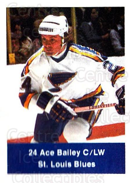 1974-75 NHL Action Stamps #251 Ace Bailey<br/>1 In Stock - $3.00 each - <a href=https://centericecollectibles.foxycart.com/cart?name=1974-75%20NHL%20Action%20Stamps%20%23251%20Ace%20Bailey...&quantity_max=1&price=$3.00&code=713586 class=foxycart> Buy it now! </a>