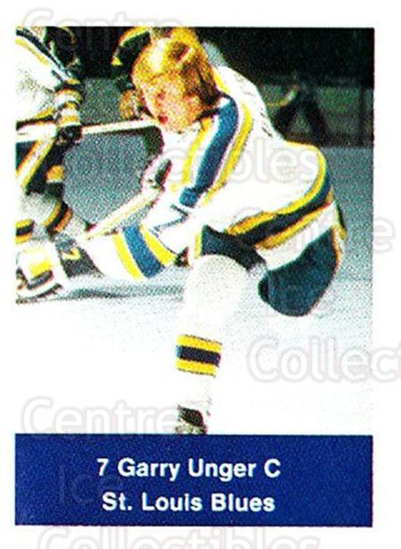 1974-75 NHL Action Stamps #252 Garry Unger<br/>1 In Stock - $3.00 each - <a href=https://centericecollectibles.foxycart.com/cart?name=1974-75%20NHL%20Action%20Stamps%20%23252%20Garry%20Unger...&quantity_max=1&price=$3.00&code=713587 class=foxycart> Buy it now! </a>