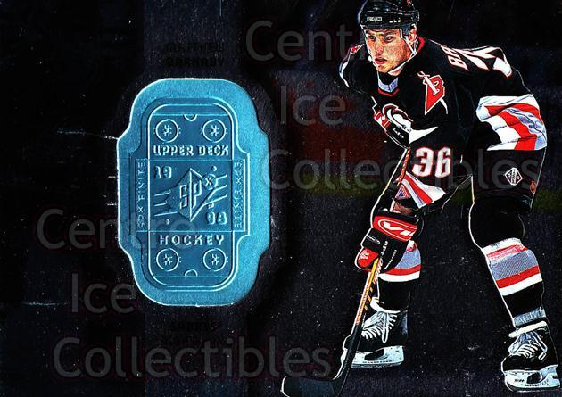 1998-99 SPx Finite #11 Matthew Barnaby<br/>5 In Stock - $1.00 each - <a href=https://centericecollectibles.foxycart.com/cart?name=1998-99%20SPx%20Finite%20%2311%20Matthew%20Barnaby...&quantity_max=5&price=$1.00&code=71359 class=foxycart> Buy it now! </a>