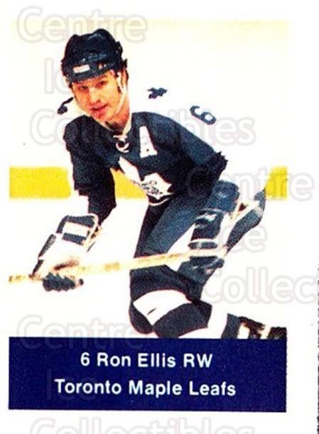 1974-75 NHL Action Stamps #270 Ron Ellis<br/>1 In Stock - $3.00 each - <a href=https://centericecollectibles.foxycart.com/cart?name=1974-75%20NHL%20Action%20Stamps%20%23270%20Ron%20Ellis...&quantity_max=1&price=$3.00&code=713605 class=foxycart> Buy it now! </a>