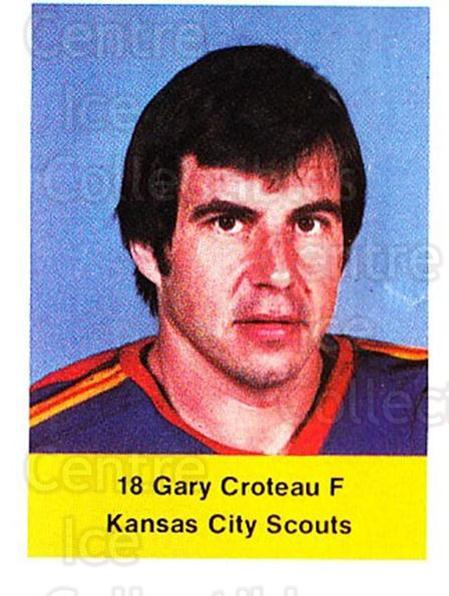 1974-75 NHL Action Stamps #295 Gary Croteau<br/>1 In Stock - $3.00 each - <a href=https://centericecollectibles.foxycart.com/cart?name=1974-75%20NHL%20Action%20Stamps%20%23295%20Gary%20Croteau...&quantity_max=1&price=$3.00&code=713630 class=foxycart> Buy it now! </a>