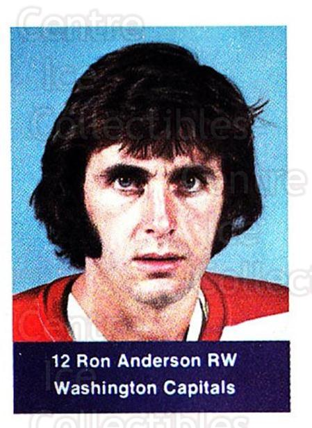 1974-75 NHL Action Stamps #312 Ron Anderson<br/>1 In Stock - $3.00 each - <a href=https://centericecollectibles.foxycart.com/cart?name=1974-75%20NHL%20Action%20Stamps%20%23312%20Ron%20Anderson...&quantity_max=1&price=$3.00&code=713647 class=foxycart> Buy it now! </a>