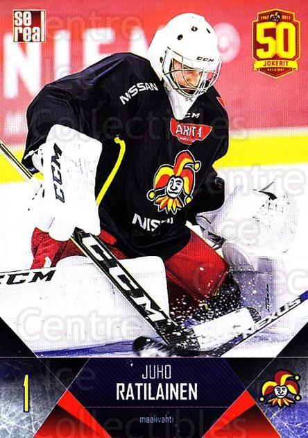 2017-18 Finnish Jokerit Helsinki Sereal #B01 Juho Ratilainen<br/>5 In Stock - $2.00 each - <a href=https://centericecollectibles.foxycart.com/cart?name=2017-18%20Finnish%20Jokerit%20Helsinki%20Sereal%20%23B01%20Juho%20Ratilainen...&quantity_max=5&price=$2.00&code=713660 class=foxycart> Buy it now! </a>