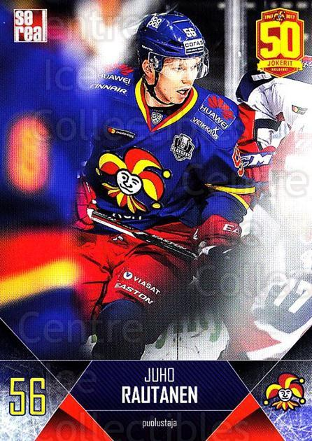 2017-18 Finnish Jokerit Helsinki Sereal #B11 Juho Rautanen<br/>4 In Stock - $2.00 each - <a href=https://centericecollectibles.foxycart.com/cart?name=2017-18%20Finnish%20Jokerit%20Helsinki%20Sereal%20%23B11%20Juho%20Rautanen...&quantity_max=4&price=$2.00&code=713670 class=foxycart> Buy it now! </a>