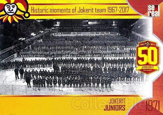 2017-18 Finnish Jokerit Helsinki Sereal #H02 Jokerit Helsinki, Juniors<br/>8 In Stock - $2.00 each - <a href=https://centericecollectibles.foxycart.com/cart?name=2017-18%20Finnish%20Jokerit%20Helsinki%20Sereal%20%23H02%20Jokerit%20Helsink...&quantity_max=8&price=$2.00&code=713722 class=foxycart> Buy it now! </a>