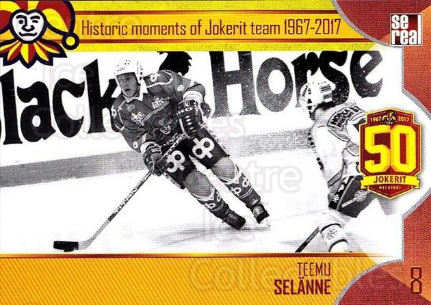 2017-18 Finnish Jokerit Helsinki Sereal #H08 Teemu Selanne<br/>3 In Stock - $2.00 each - <a href=https://centericecollectibles.foxycart.com/cart?name=2017-18%20Finnish%20Jokerit%20Helsinki%20Sereal%20%23H08%20Teemu%20Selanne...&quantity_max=3&price=$2.00&code=713728 class=foxycart> Buy it now! </a>