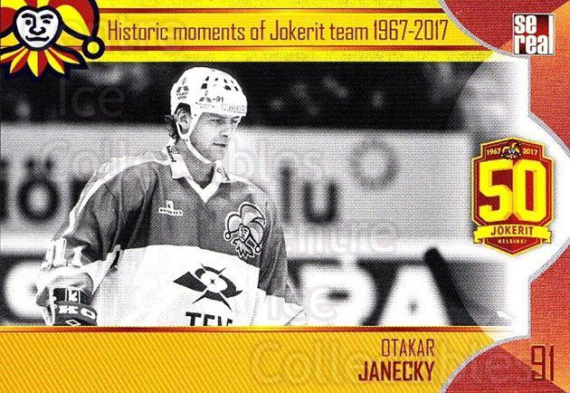 2017-18 Finnish Jokerit Helsinki Sereal #H09 Otakar Janecky<br/>5 In Stock - $2.00 each - <a href=https://centericecollectibles.foxycart.com/cart?name=2017-18%20Finnish%20Jokerit%20Helsinki%20Sereal%20%23H09%20Otakar%20Janecky...&quantity_max=5&price=$2.00&code=713729 class=foxycart> Buy it now! </a>