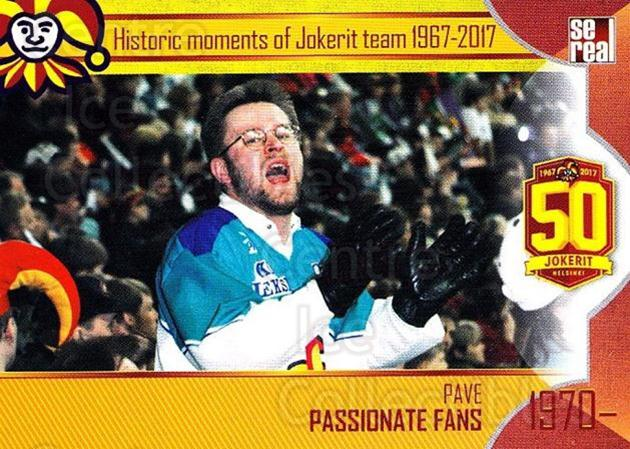 2017-18 Finnish Jokerit Helsinki Sereal #H12 Jokerit Helsinki, Passionate Fans<br/>8 In Stock - $2.00 each - <a href=https://centericecollectibles.foxycart.com/cart?name=2017-18%20Finnish%20Jokerit%20Helsinki%20Sereal%20%23H12%20Jokerit%20Helsink...&quantity_max=8&price=$2.00&code=713732 class=foxycart> Buy it now! </a>