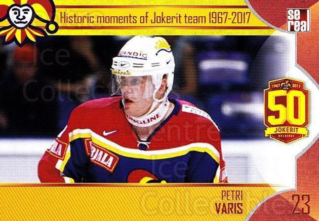 2017-18 Finnish Jokerit Helsinki Sereal #H15 Petri Varis<br/>7 In Stock - $2.00 each - <a href=https://centericecollectibles.foxycart.com/cart?name=2017-18%20Finnish%20Jokerit%20Helsinki%20Sereal%20%23H15%20Petri%20Varis...&quantity_max=7&price=$2.00&code=713735 class=foxycart> Buy it now! </a>