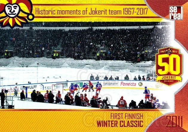 2017-18 Finnish Jokerit Helsinki Sereal #H17 Jokerit Helsinki, Winter Classic<br/>8 In Stock - $2.00 each - <a href=https://centericecollectibles.foxycart.com/cart?name=2017-18%20Finnish%20Jokerit%20Helsinki%20Sereal%20%23H17%20Jokerit%20Helsink...&quantity_max=8&price=$2.00&code=713737 class=foxycart> Buy it now! </a>
