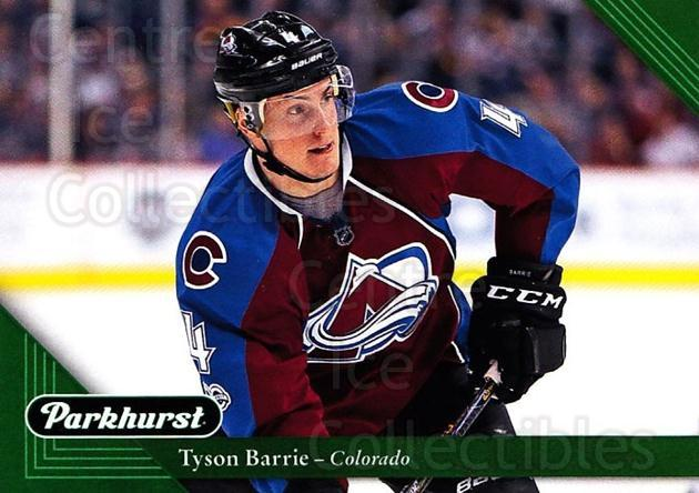 2017-18 Parkhurst #57 Tyson Barrie<br/>4 In Stock - $1.00 each - <a href=https://centericecollectibles.foxycart.com/cart?name=2017-18%20Parkhurst%20%2357%20Tyson%20Barrie...&quantity_max=4&price=$1.00&code=713811 class=foxycart> Buy it now! </a>