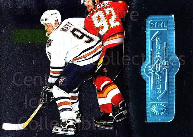 1998-99 SPx Finite #138 Mike Watt<br/>4 In Stock - $3.00 each - <a href=https://centericecollectibles.foxycart.com/cart?name=1998-99%20SPx%20Finite%20%23138%20Mike%20Watt...&quantity_max=4&price=$3.00&code=71382 class=foxycart> Buy it now! </a>