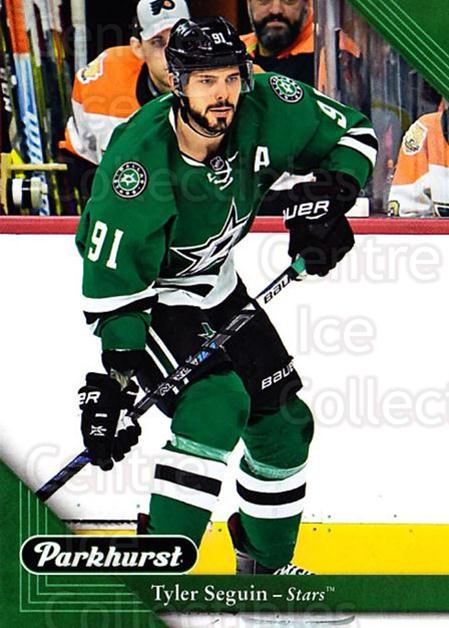 2017-18 Parkhurst #80 Tyler Seguin<br/>5 In Stock - $1.00 each - <a href=https://centericecollectibles.foxycart.com/cart?name=2017-18%20Parkhurst%20%2380%20Tyler%20Seguin...&quantity_max=5&price=$1.00&code=713834 class=foxycart> Buy it now! </a>