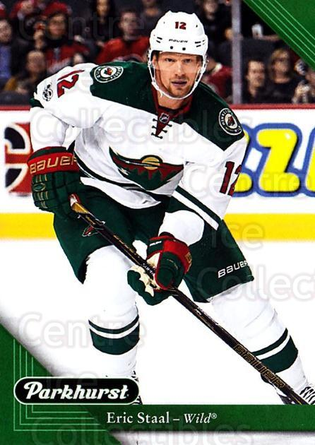 2017-18 Parkhurst #116 Eric Staal<br/>6 In Stock - $1.00 each - <a href=https://centericecollectibles.foxycart.com/cart?name=2017-18%20Parkhurst%20%23116%20Eric%20Staal...&quantity_max=6&price=$1.00&code=713870 class=foxycart> Buy it now! </a>