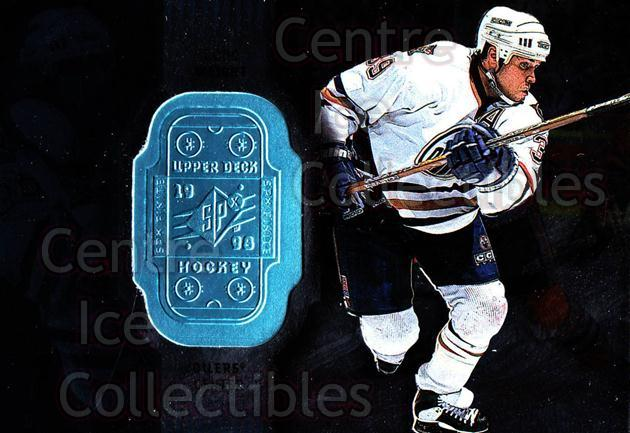 1998-99 SPx Finite #34 Doug Weight<br/>4 In Stock - $1.00 each - <a href=https://centericecollectibles.foxycart.com/cart?name=1998-99%20SPx%20Finite%20%2334%20Doug%20Weight...&quantity_max=4&price=$1.00&code=71413 class=foxycart> Buy it now! </a>