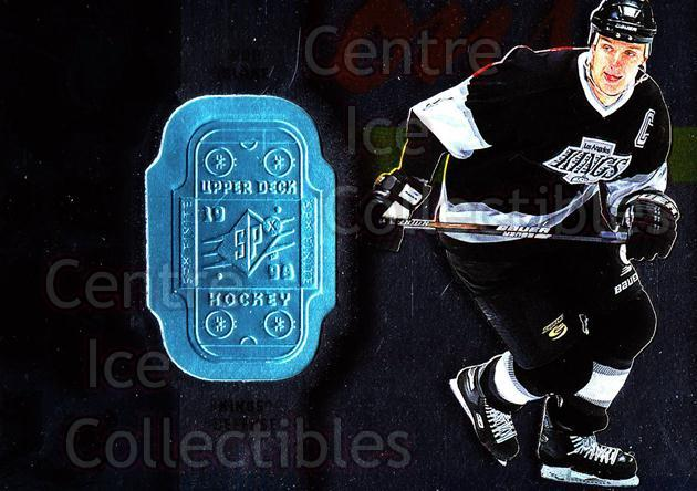 1998-99 SPx Finite #42 Rob Blake<br/>4 In Stock - $1.00 each - <a href=https://centericecollectibles.foxycart.com/cart?name=1998-99%20SPx%20Finite%20%2342%20Rob%20Blake...&quantity_max=4&price=$1.00&code=71422 class=foxycart> Buy it now! </a>